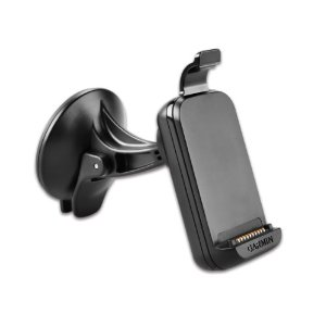 Garmin Nuvi Powered Suction Cup Mount with Speaker