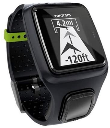 TomTom Sports GPS Runner GPS Watch - Black