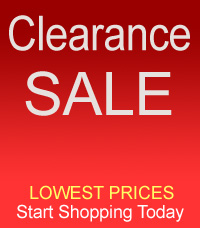 Clearance Sale - Start Shopping