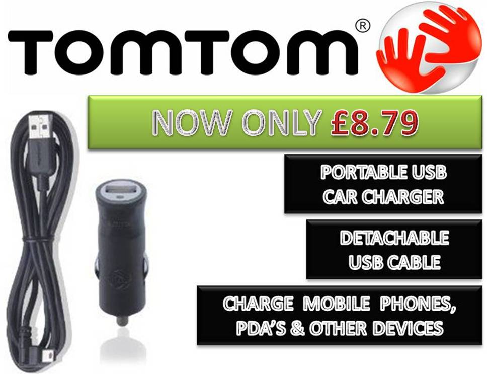 TomTom - Now Only £8.79